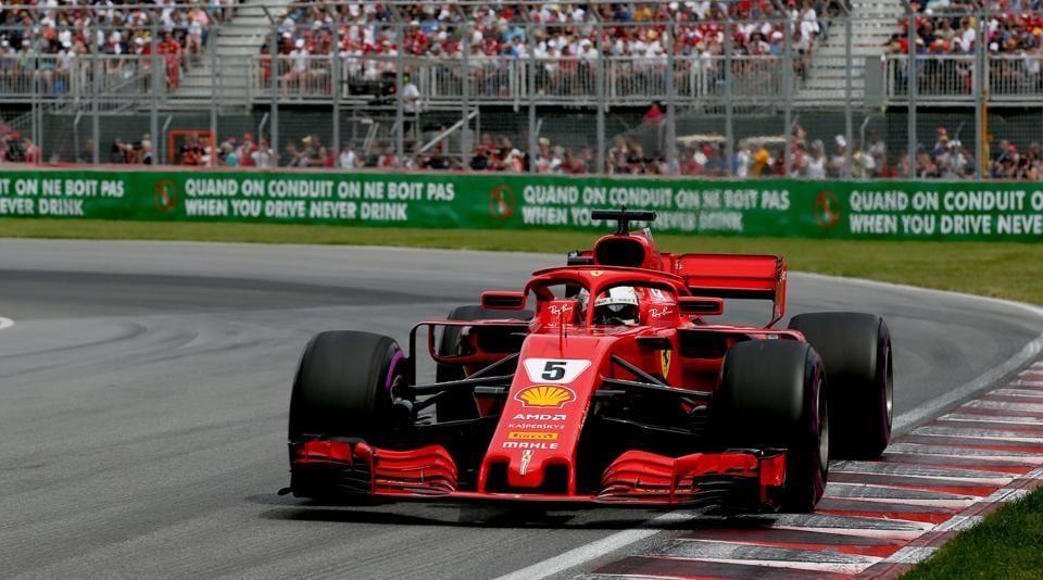Canadian GP,Ferrari,Sebastian Vettel