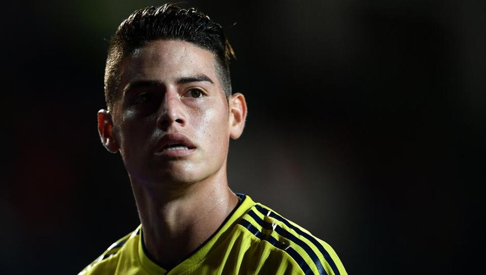 FIFAWorld Cup 2018,James Rodriguez,FIFA World Cup