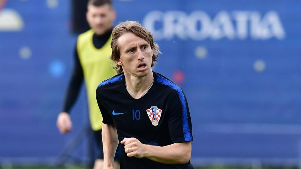 Luka Modric,FIFAWorld Cup 2018,Croatia national football team