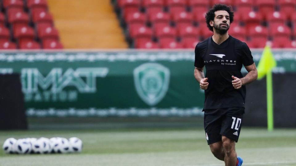 FIFAWorld Cup 2018,Mohamed Salah,Egypt vs Uruguay