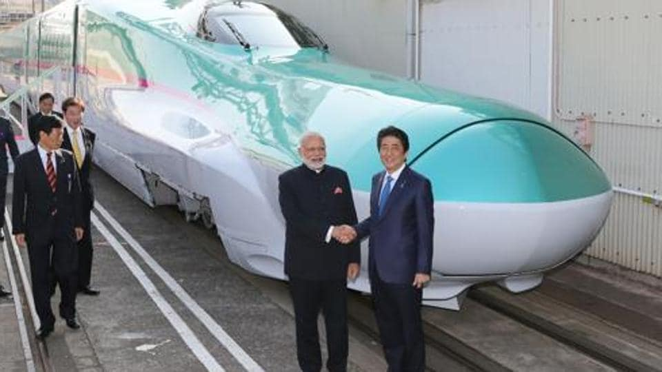 Narendra Modi,bullet train,Mumbai Ahmbedabad bullet train