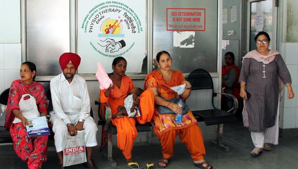 Bathinda,Bathinda civil hospital,civil hospital lacks qualification
