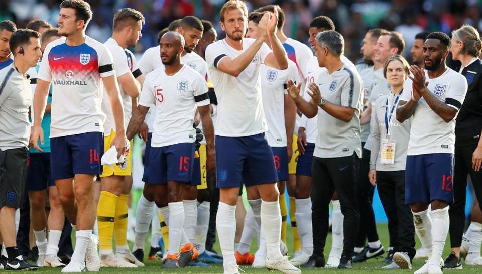 FIFA World Cup 2018,England football team,Harry Kane