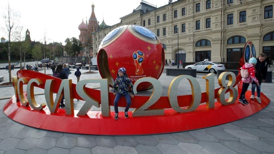 Festival of goals at Russia's World Cup opening ceremony
