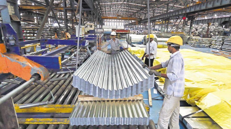 April IIP,April industrial growth,April industrial output