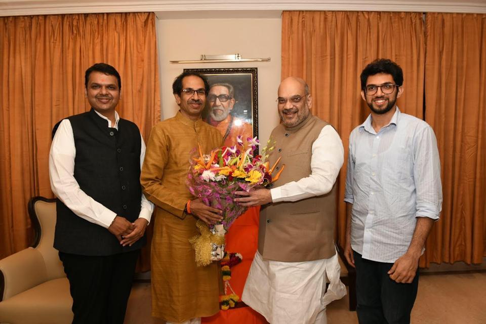 Maharashtra,Amit Shah,BJP coalition