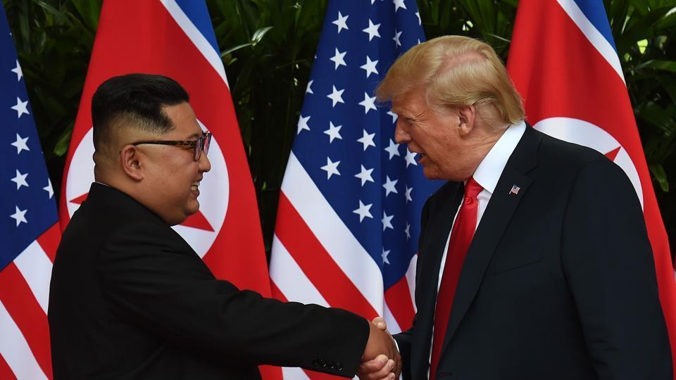 Trump Kim summit,Donald Trump,US North Korea summit