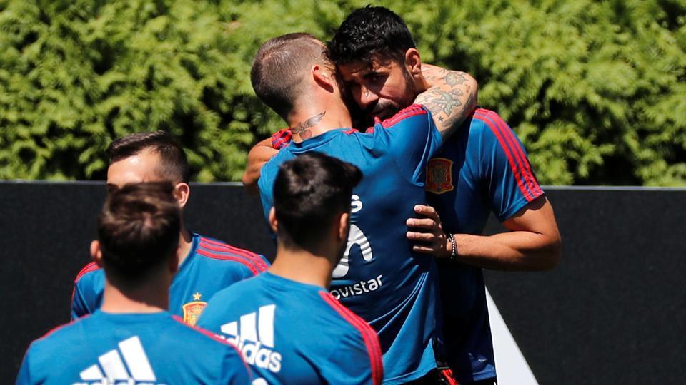 FIFAWorld Cup 2018,FIFAWorld Cup,Sergio Ramos