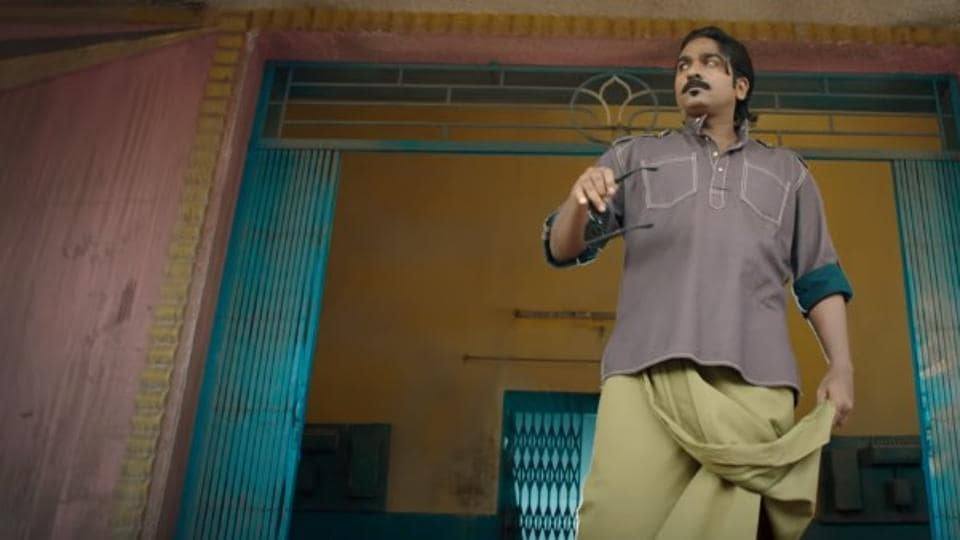 Vijay Sethupathi starrer Junga is a gangster movie.