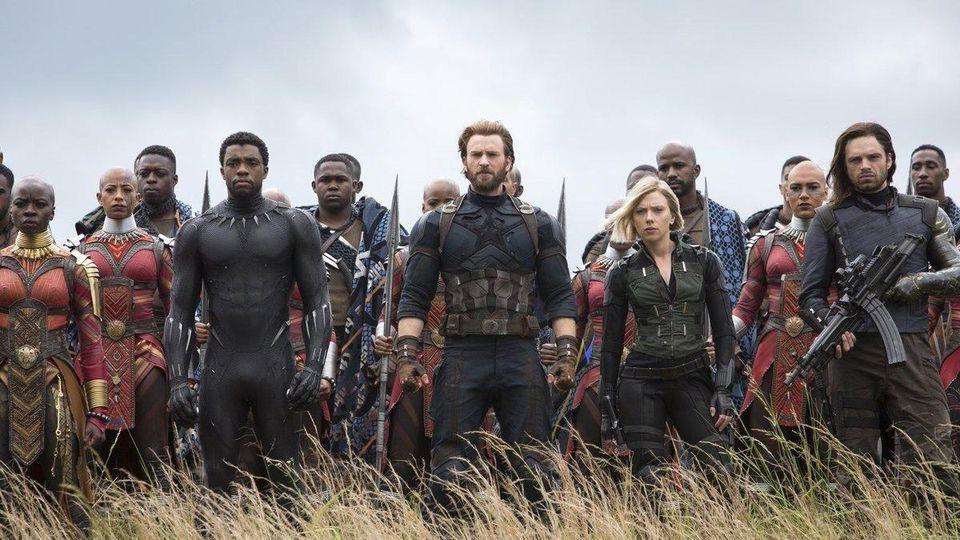 Avengers: Infinity War has crossed the $2 billion mark.