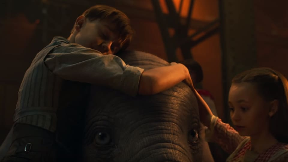 Dumbo is the latest in the series of remakes Disney is producing of its animated classics.