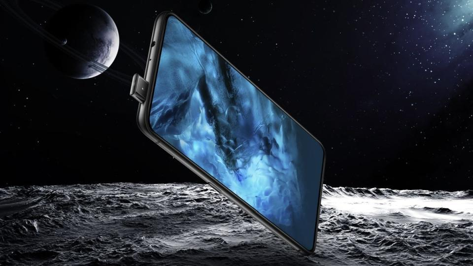 Vivo Nex with the first elevating front camera and bezel-less display launched