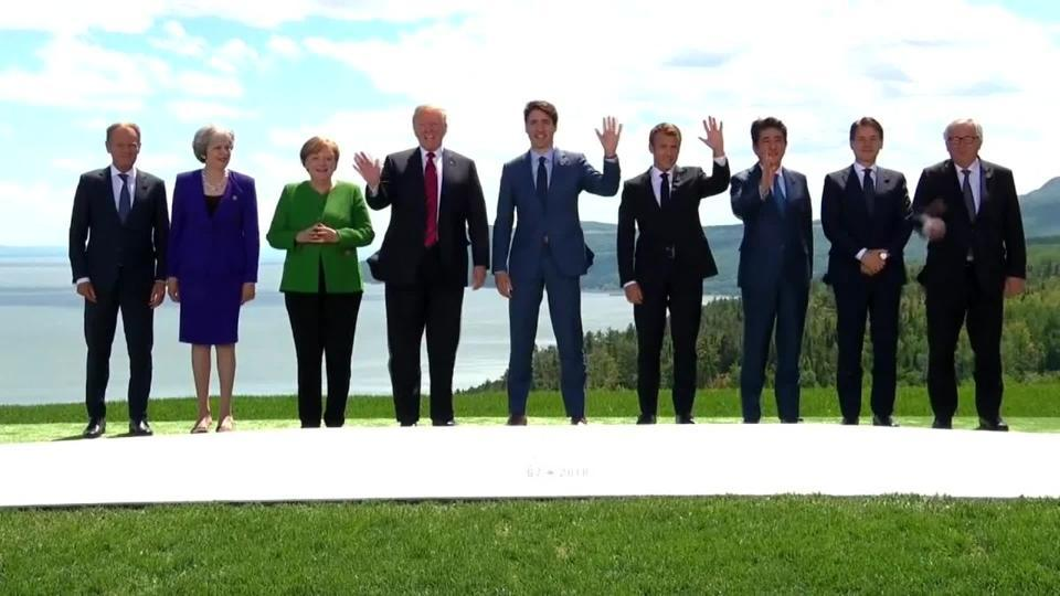 G-7,Group of 7,G-7 nations