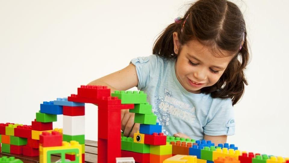 Children,Games,Building Blocks