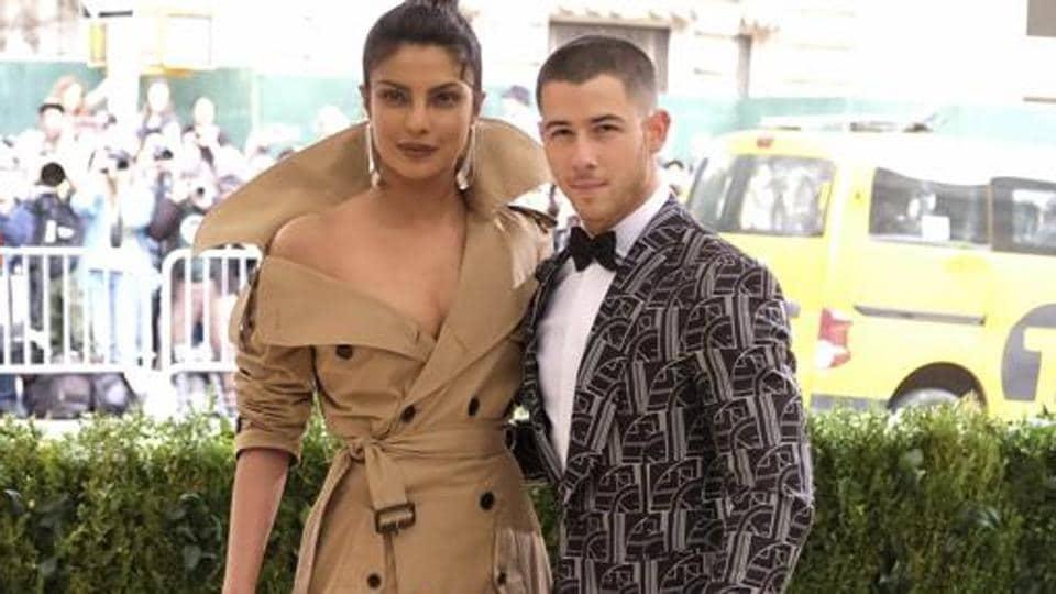 Nick and Priyanka attended the 2017 Met Gala together for designer Ralph Lauren.