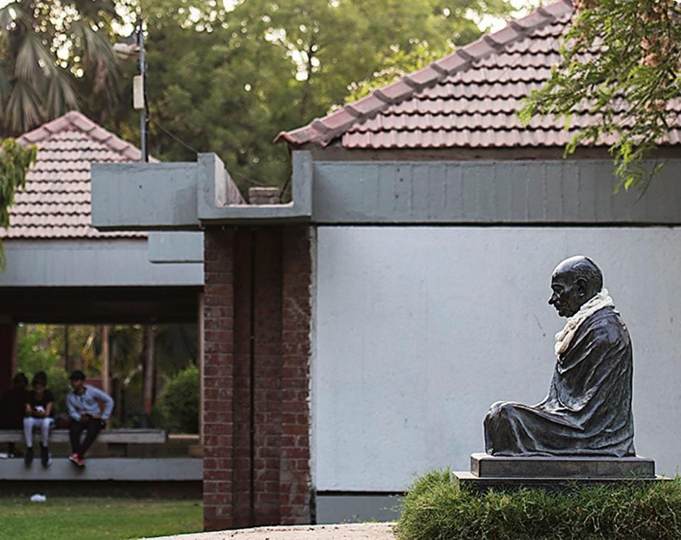 Mahatma Gandhi,Anantapur,Sagar