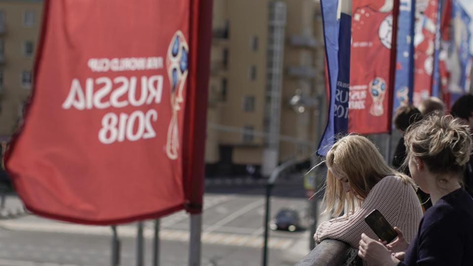Russian MP warns against sex with foreigners during World Cup