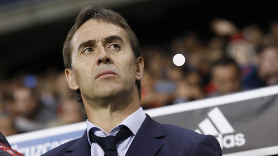 Image result for lopetegui 2018