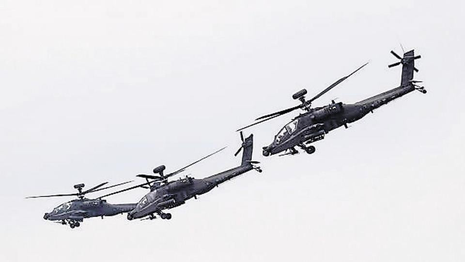 Apache attack helicopters,AH-64E Apache,weapons deal