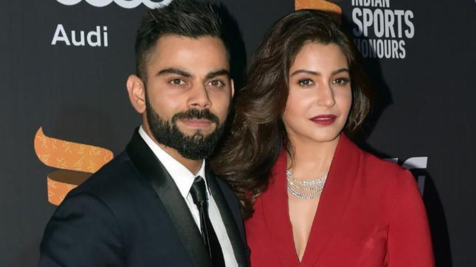 What is the point of having a husband/ boyfriend if he doesn't match with your clothes? Anushka Sharma and Virat Kohli have us asking this. (PTI File Photo)