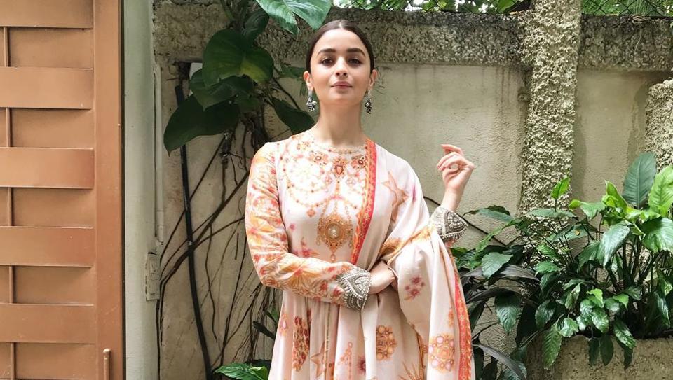 Alia Bhatt: Just a delicious combination of poise, attitude and grace.