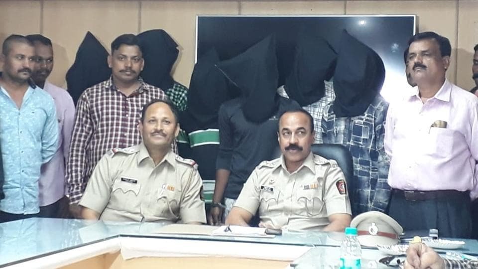 Yogesh Raghunath Talpe, 28, a resident of Talpewadi in Bota, Sangamner, Ahmednagar, was arrested along with five others for stealing various vehicles from the city.