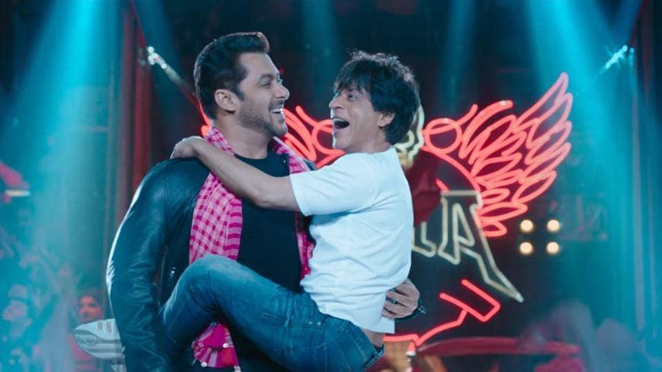 Zero Teaser Dwarf Shah Rukh Khan Salman Khan Bring The Biggest