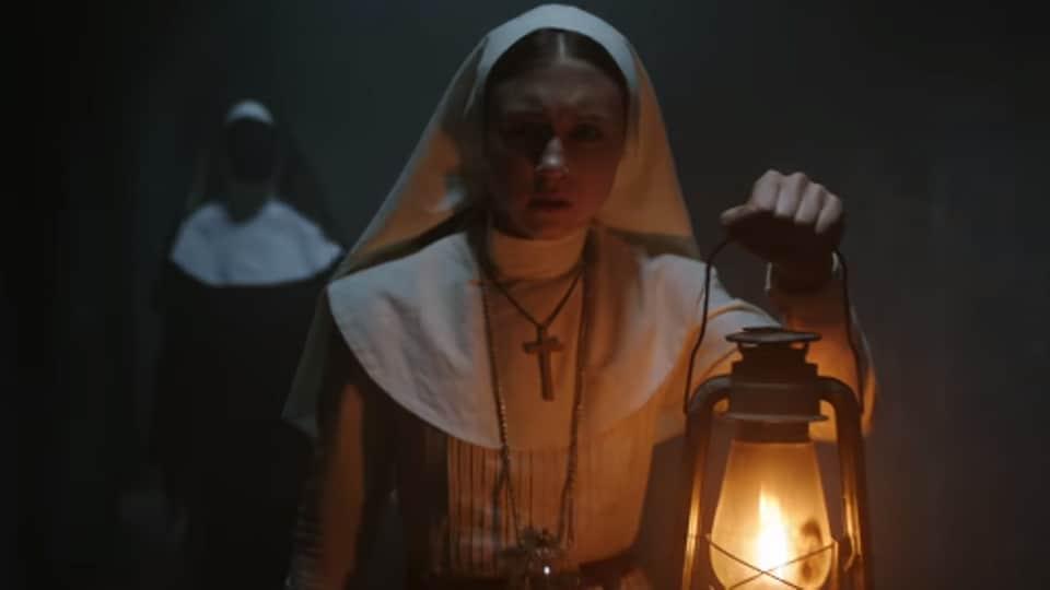 The Nun,The Nun Trailer,Conjuring