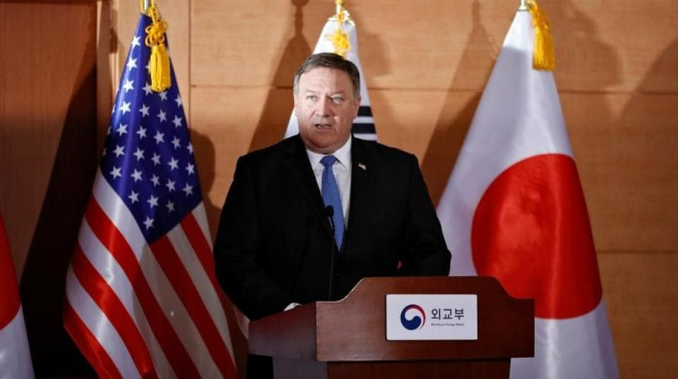 North Korea,US,Denuclearisation