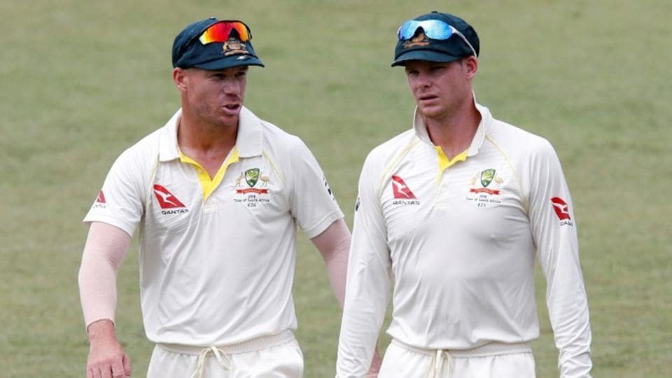 Steve Smith,Justin Langer,David Warner