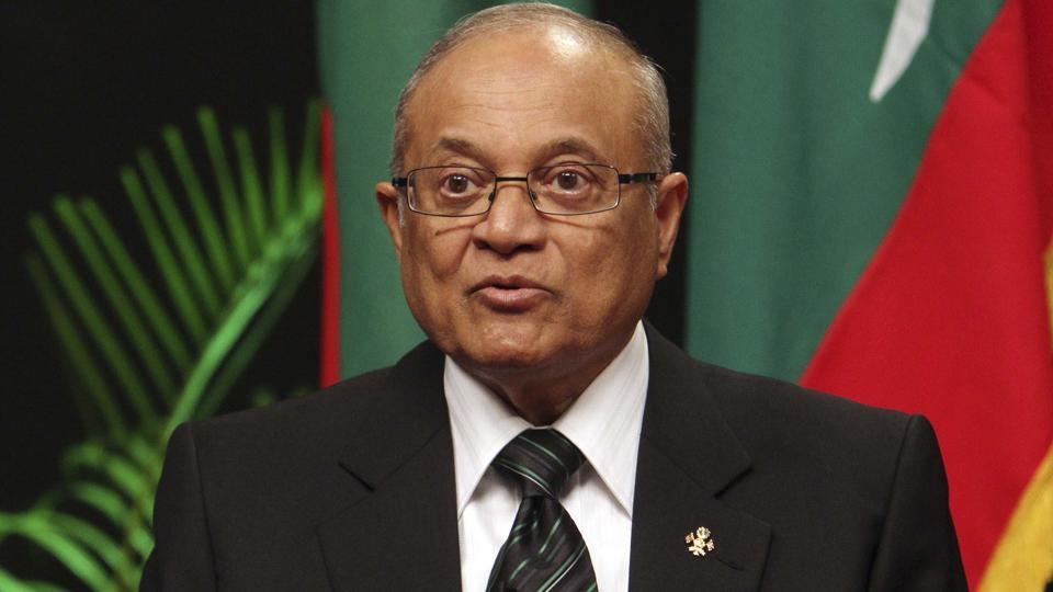 Maldives,Maumoon Abdul Gayoom,Abdulla Yameen