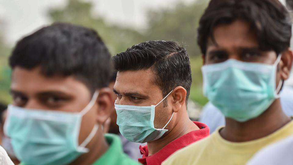 Delhi's air quality turns