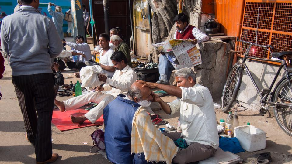 Barbers strike,Andhra Pradesh,Temple barbers