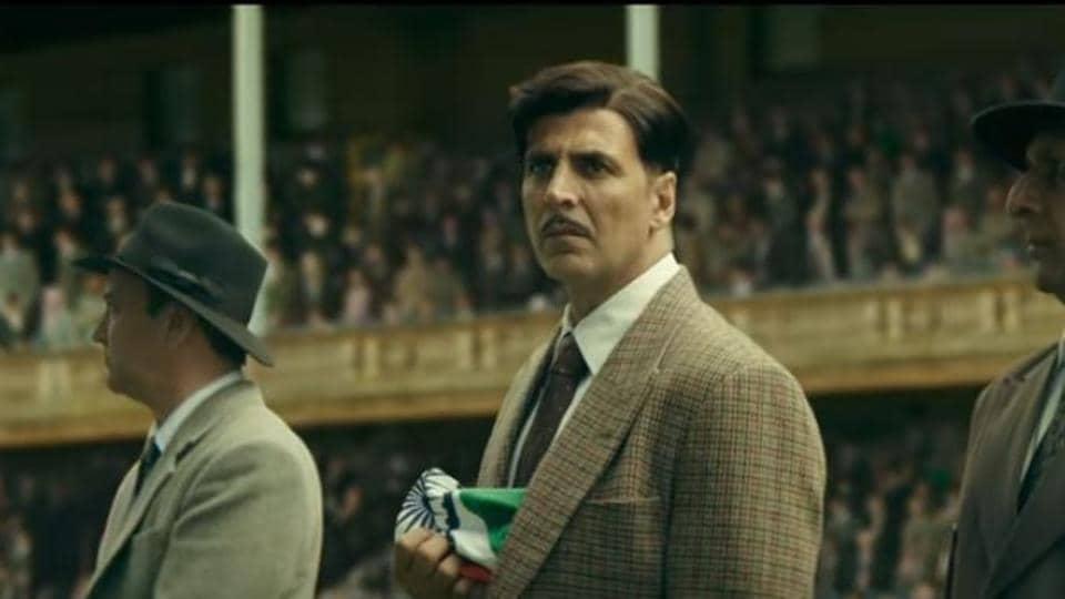 Akshay Kumar,Gold,Teaser