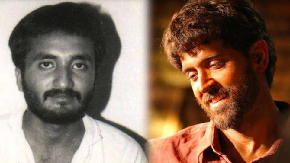 Hrithik Roshan plays Anand Kumar's role in the mathematician's biopic, Super 30.