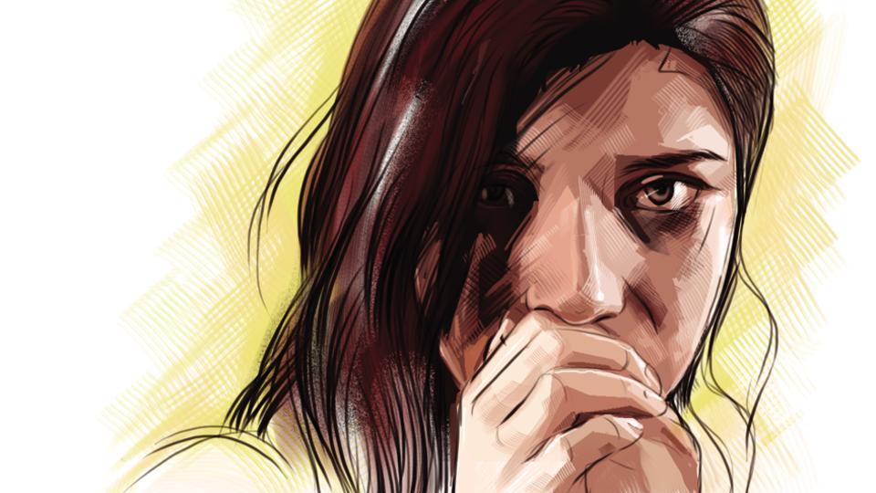 Man held for raping,Domestic help,Rape victim