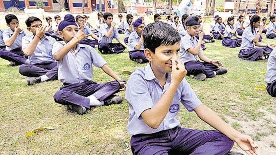 Yoga,Mumbai,Maharashtra government