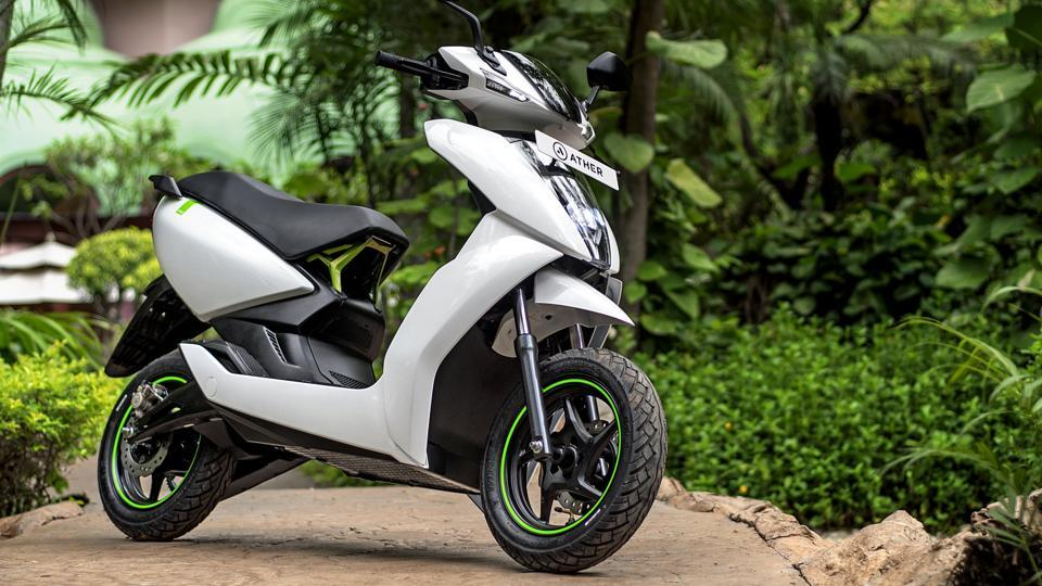 Ather 450,Ather 340,Ather Energy