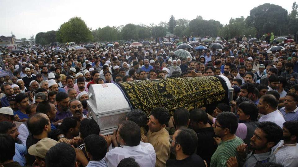 Shujaat Bukhari,Journalist Killing Case,Journalist killed in attack