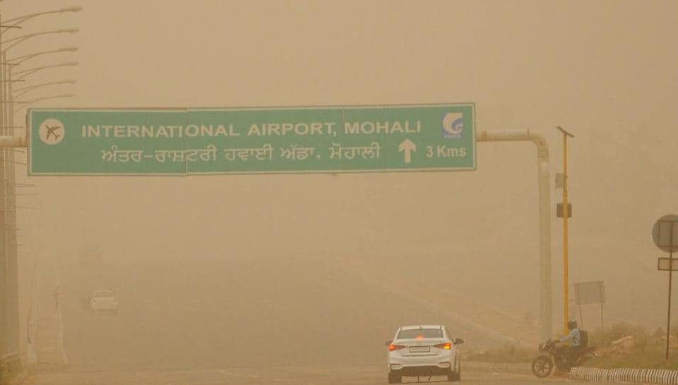 Chandigarh,Chandigarh flights,Indian meteorological department
