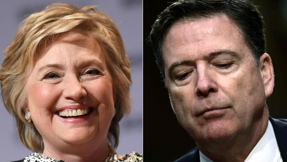 James Comey,FBI,Hillary Clinton