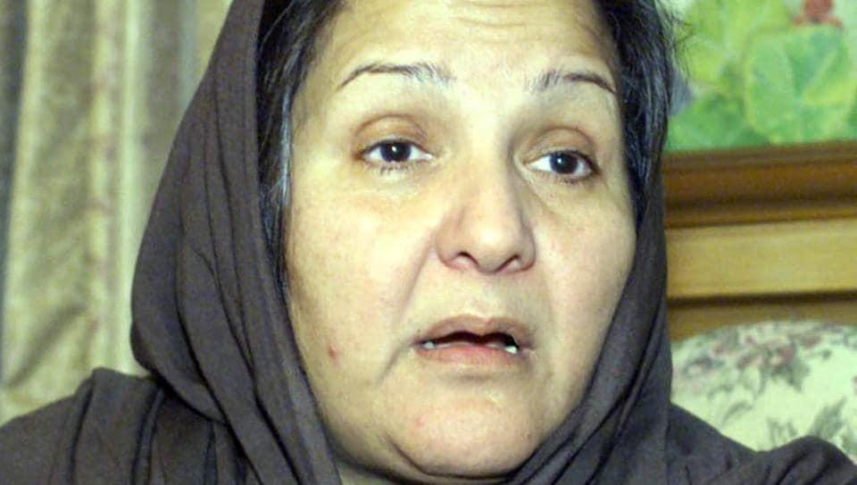 Nawaz Sharif,Nawaz Sharif wife,Nawaz Sharif wife Kulsoom