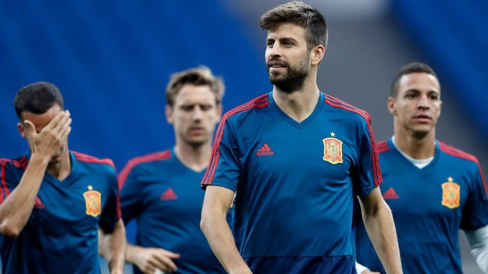 Spain manager Julen Lopetegui sacked two days before opening match