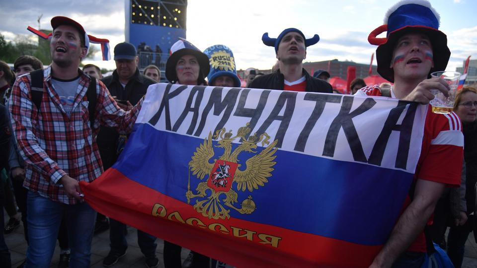 FIFAWorld Cup 2018,FIFA World Cup 2018 Russia,Russia football fans
