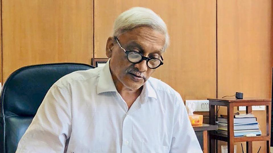 Manohar Parrikar,Goa chief minister,Goa