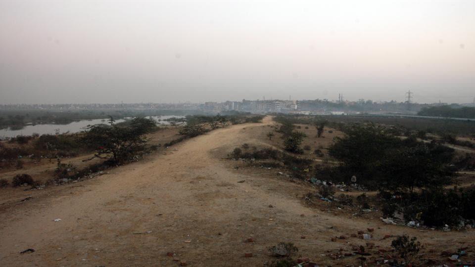 Kalindi Kunj bypass,Public Works Department,Delhi Metro