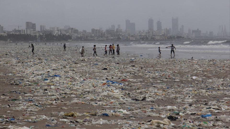 Mumbai,Mumbai beaches,water pollution