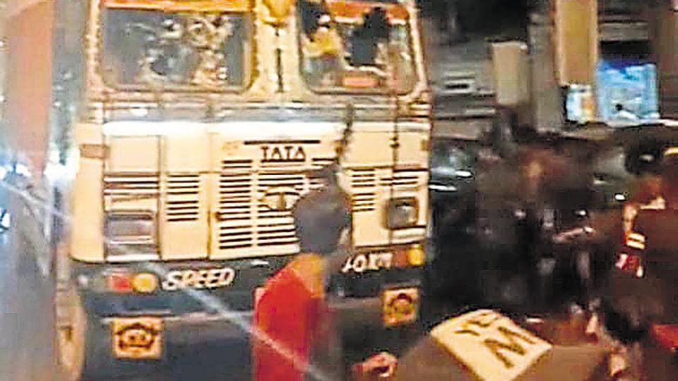 Architect killed in Delhi,Delhi road accident,Delhi