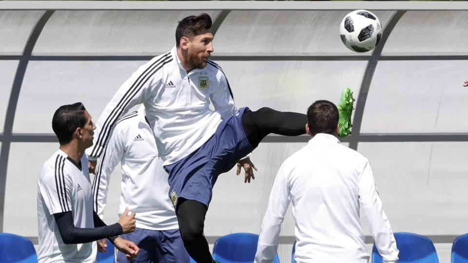 FIFA World Cup 2018,2018 FIFA World Cup,Lionel Messi