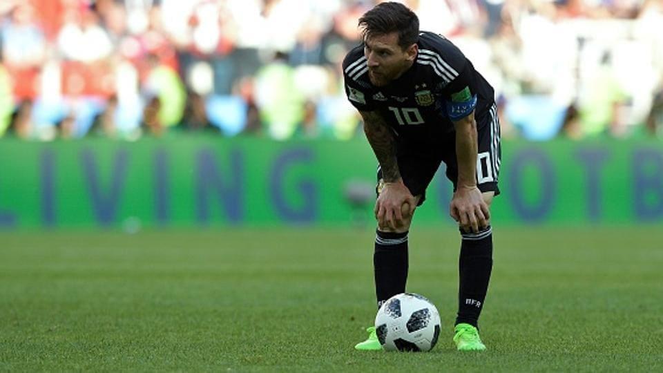 FIFA World Cup 2018,Lionel Messi,Hannes Halldorsson